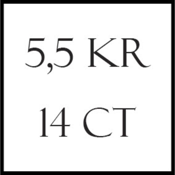 Aida 5,5 - 14 count