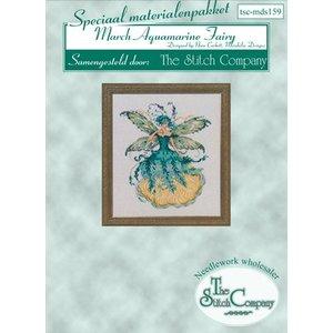 Mirabilia  Mirabilia 159 - March Aquamarine Fairy - spec. mat.