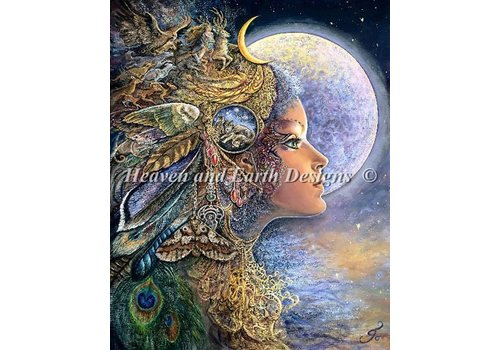 Heaven and Earth Designs  Josephine Wall - Diana