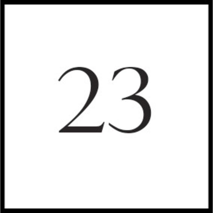 Borduurnaalden #23