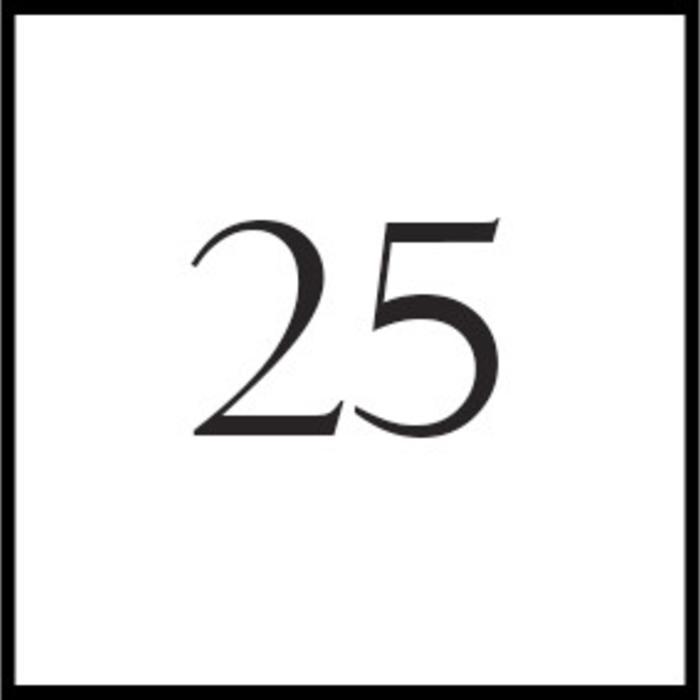Borduurnaalden #25