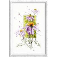Borduurpakket Echinacea - Chudo Igla