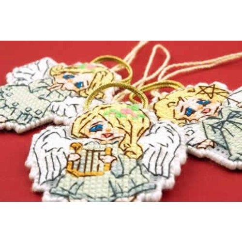 RIOLIS Borduurpakket Decoration Little Angels - RIOLIS