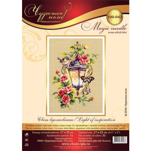 Chudo Igla Borduurpakket Light of Inspirations - Chudo Igla