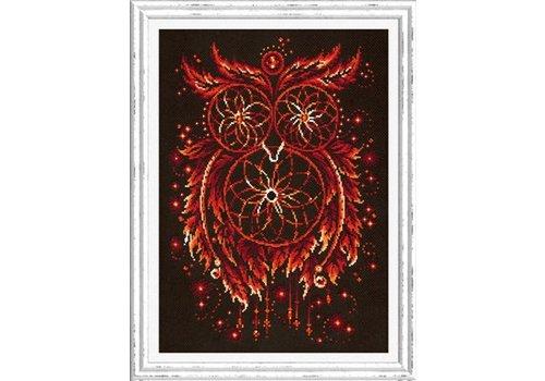 Chudo Igla Borduurpakket Flames of Soul - Chudo Igla
