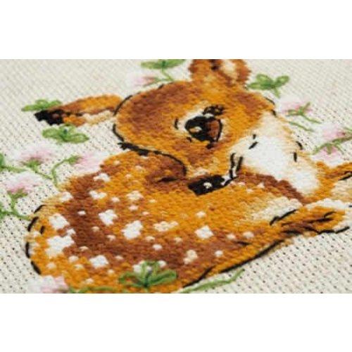 RIOLIS Borduurpakket Little Deer - RIOLIS