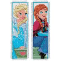 Bladwijzer kit Disney Sisters forever set van 2