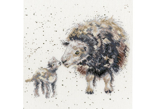 Bothy Threads Hannah Dale - Ewe and Me