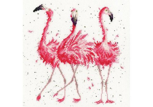 Bothy Threads Hannah Dale - Pink Ladies