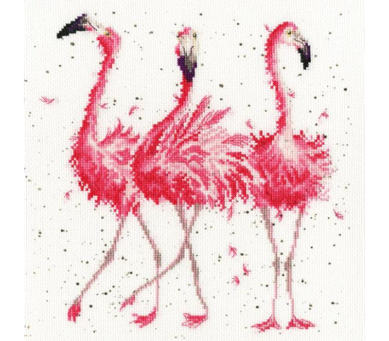 Hannah Dale - Pink Ladies