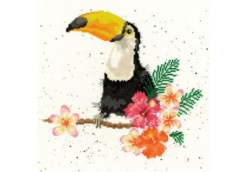 Bothy Threads Hannah Dale - Toucan of my Affection