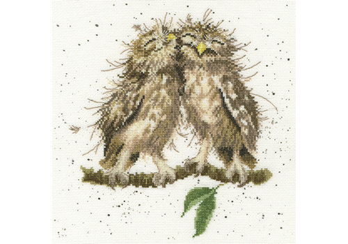 Bothy Threads Hannah Dale - Birds of a feather