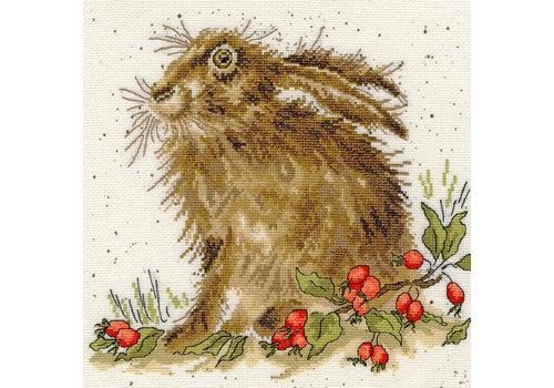 Bothy Threads Hannah Dale - Hippie Hare