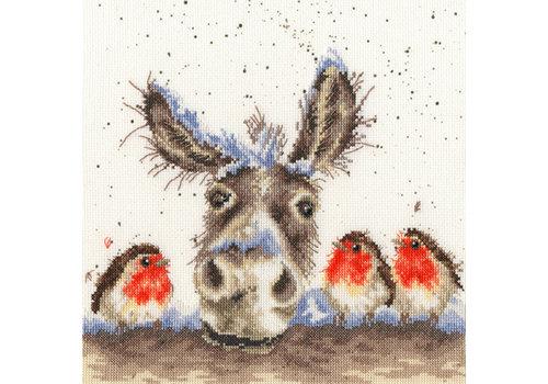 Bothy Threads Hannah Dale - Christmas Donkey