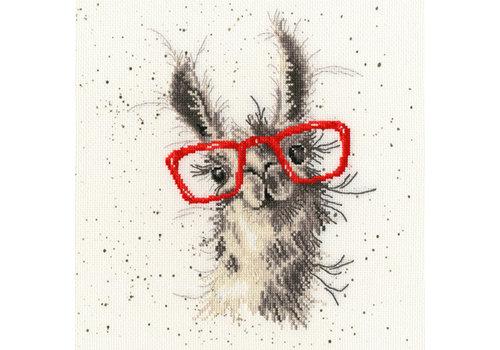 Bothy Threads Hannah Dale - No Cause  for  A-Llama