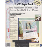 Magneetbord met regelteller (Loran)