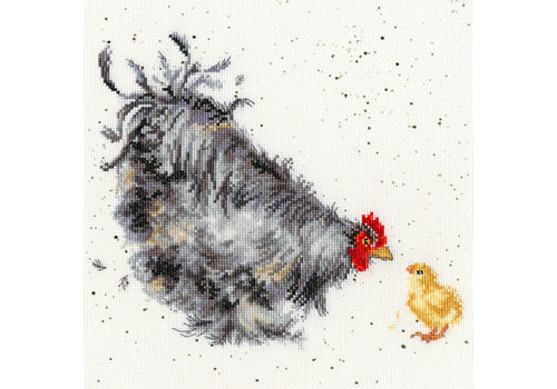 Bothy Threads Hannah Dale - Mother Hen