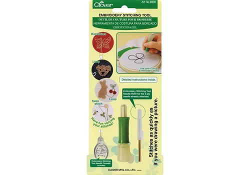 Clover Clover Embroidery Stitching Tool (punchen)