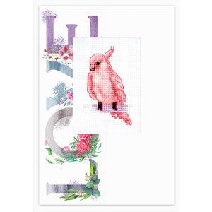 Luca-S Postcard Bird Paris
