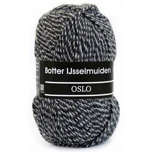 Botter IJsselmuiden Botter Sokkenwol - Oslo 037 - Grijs
