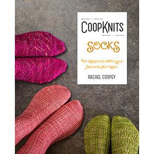 CoopKnits Breiboek Rachel Coopey - CoopKnits Socks Volume 1