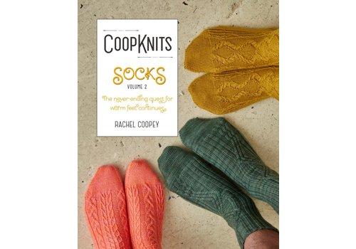 CoopKnits Breiboek Rachel Coopey - CoopKnits Socks Volume 2