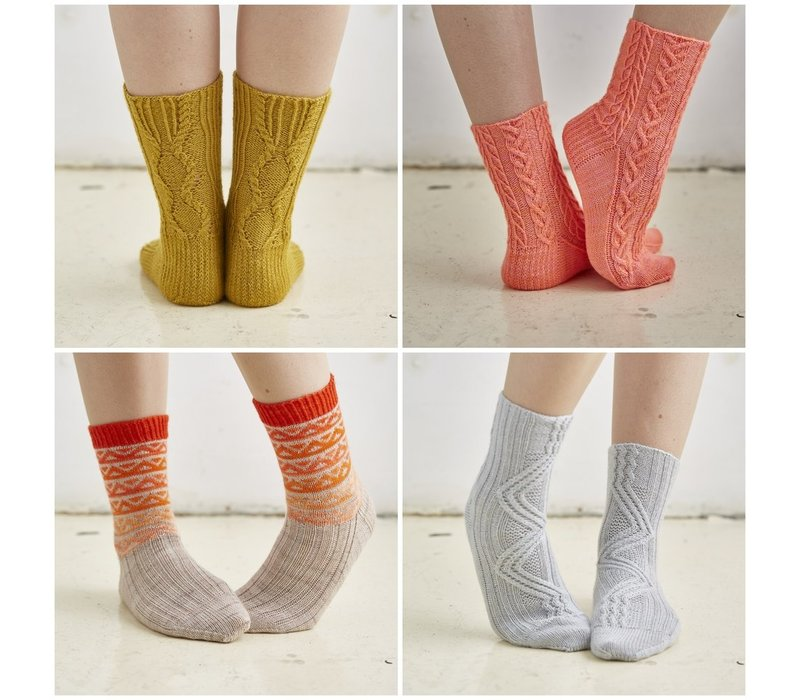 Breiboek Rachel Coopey - CoopKnits Socks Volume 2