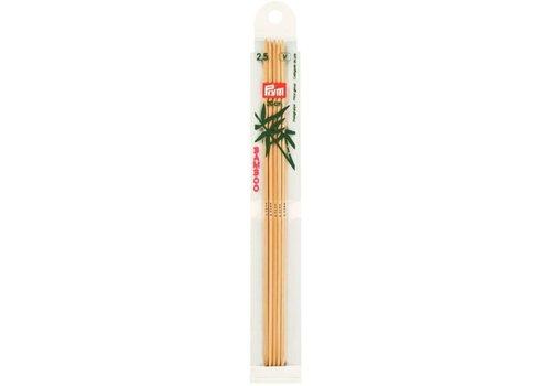 Prym Prym Sokkennaalden Bamboe 20 cm