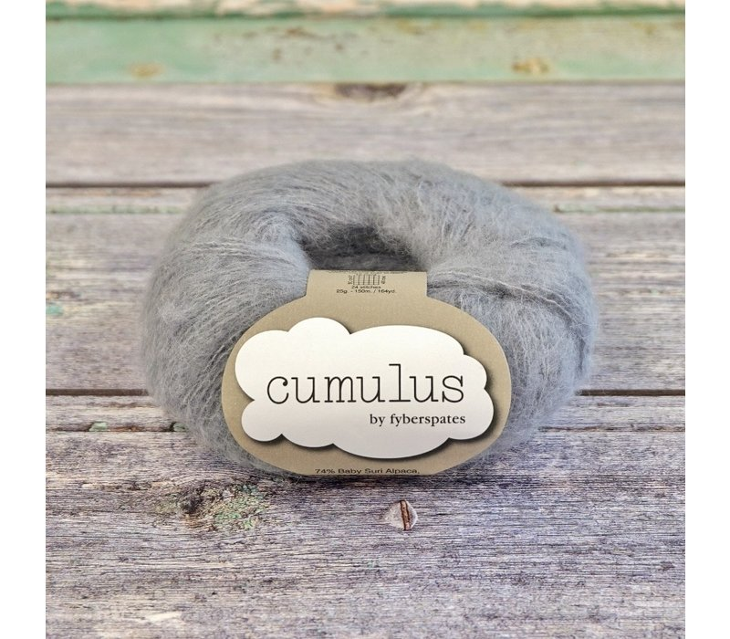 Fyberspates Cumulus - 925 Mithril