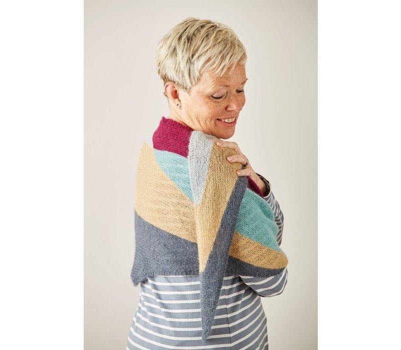 Breiboek Arnall-Culliford Knitwear  - A Year in Techniques