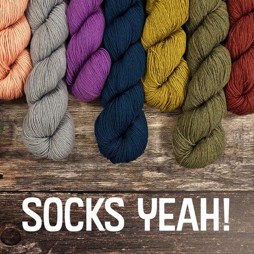Coop Knits - Socks Yeah!