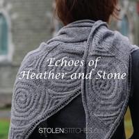 Breiboek Stolen Stitches - Echoes of Heather and Stone