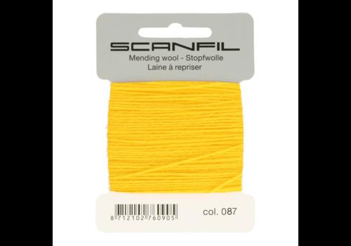 Scanfil Scanfil stopwol - geel 87