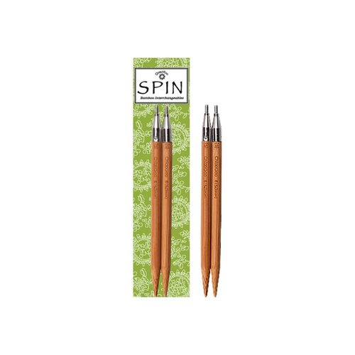 ChiaoGoo Bamboo Patina Punten 10 cm - van 2,75 t/m 10 mm