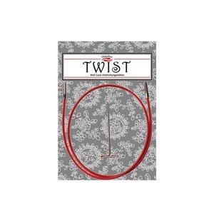 ChiaoGoo TWIST RED Kabel 75 cm - L/M/S