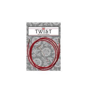 ChiaoGoo TWIST RED Kabel 125 cm - L/S