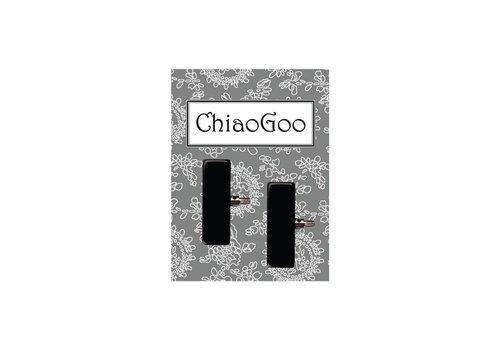ChiaoGoo Chiaogoo - Kabelstoppers M/S/L - 2 stuks