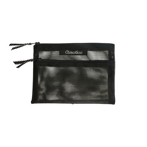 ChiaoGoo Accessoiretasje Zwart - 17 x 13 cm
