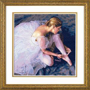 Dimensions Borduurpakket Ballerina - DIMENSIONS
