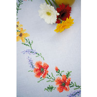 Kleed kit Bloemen en Lavendel