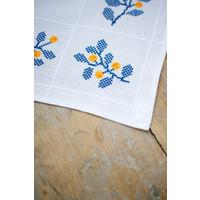 Kleed kit Blauwe Ranken