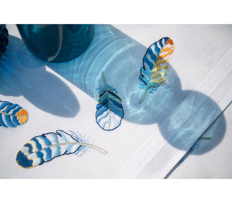 Loper kit Blauwe Pluimpjes
