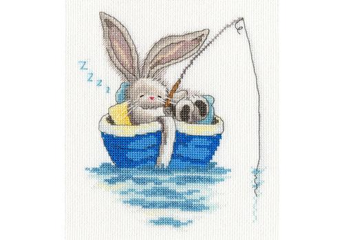 Bothy Threads Bebunni - Gone Fishing