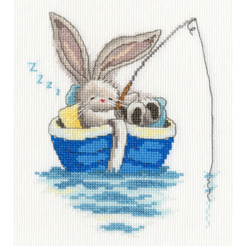 Bothy Threads Bebunni - Gone Fishing