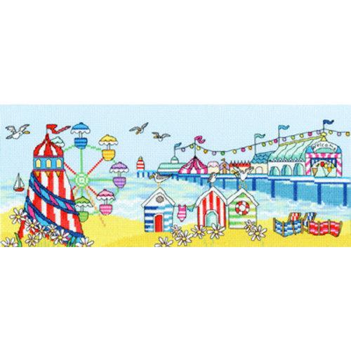 Bothy Threads Julia Rigby - Pier Fun