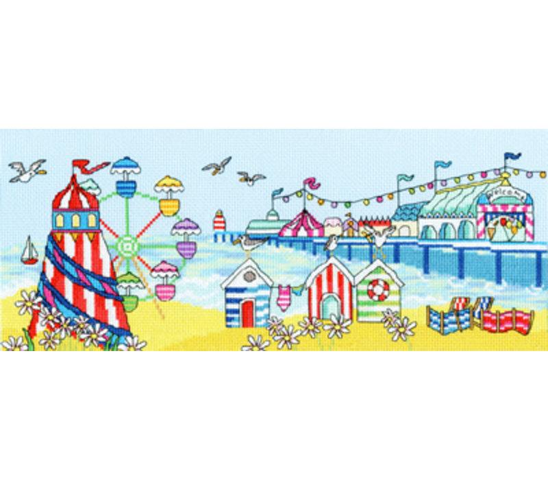 Julia Rigby - Pier Fun