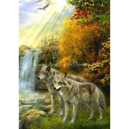 Heaven and Earth Designs  Jan Patrik Krasny: Wolf Falls
