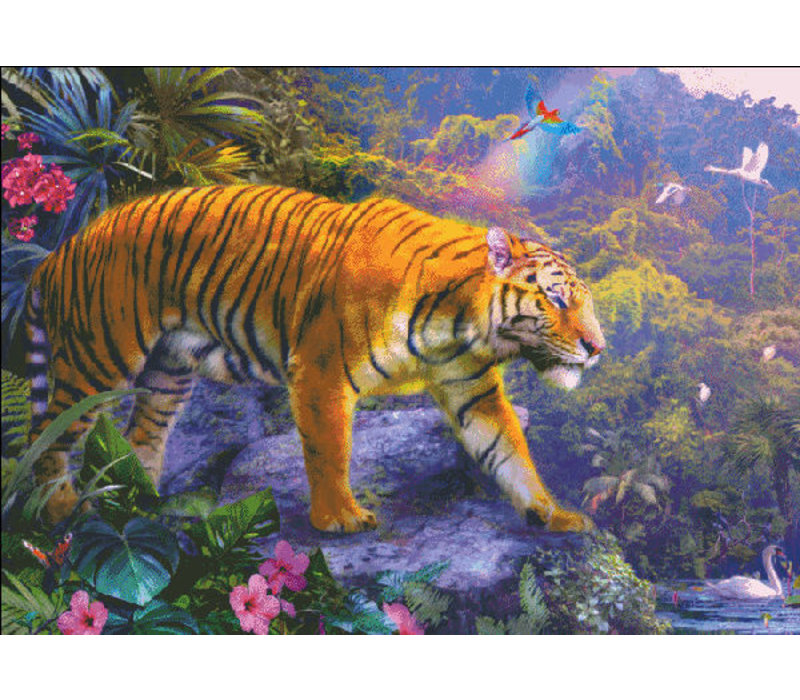Jan Patrik Krasny: Rainbow Tiger