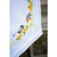 Loper kit Tuinvogels tussen bloesem