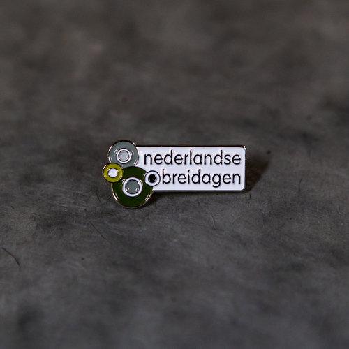Nederlandse Breidagen Enamel Pin
